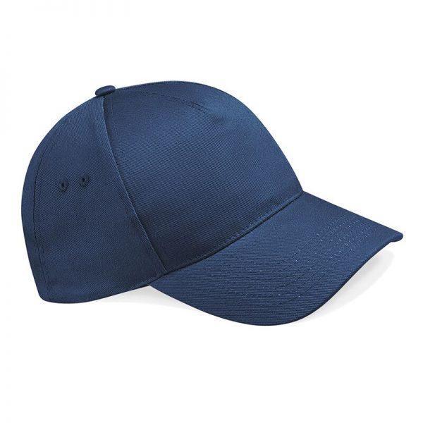 BC015 cap donker blauw