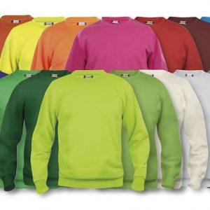 Basic sweater Clique 021030 veel kleuren
