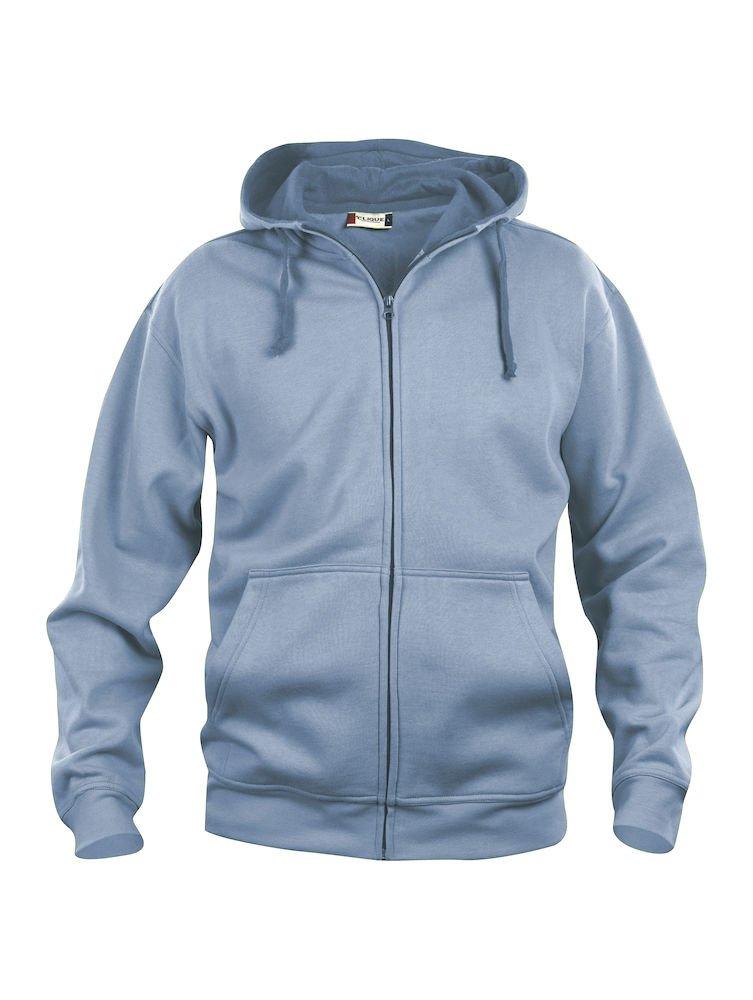 Sweater, Licht Blauw   Covee Baseball