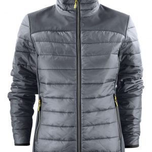 Expedition Jas Dames 2261058 Printer staalgrijs