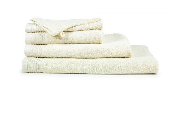 borduren goedkope handdoeken 450 grams creme