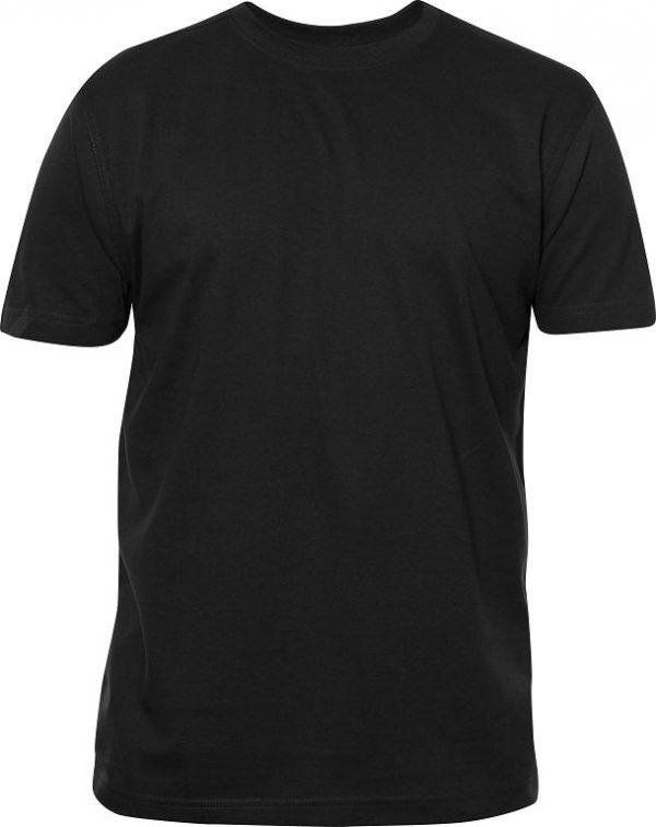Heavy T-Shirt heren 029340 zwart