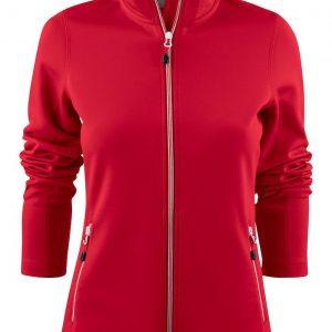 Powerslide Sportief Vest Dames 2262059 Printer rood