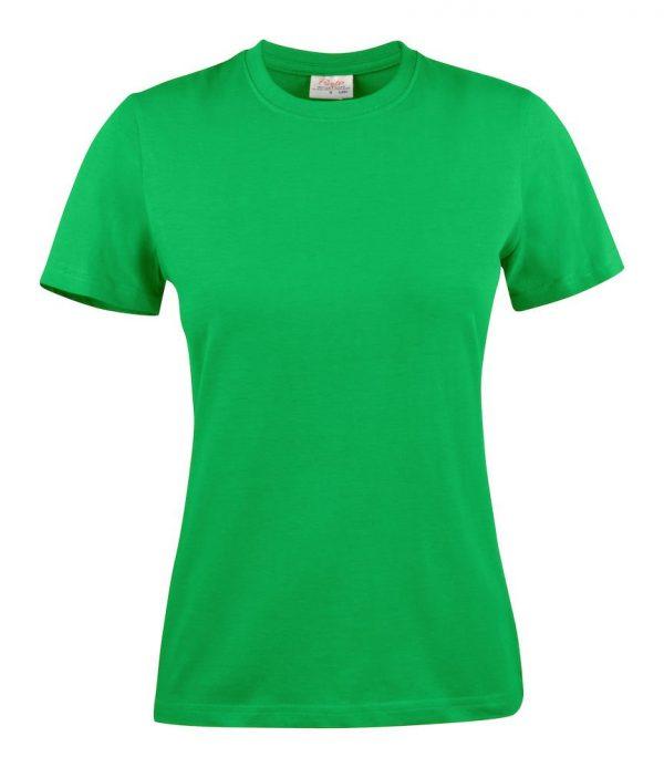 Heavy T-Shirt dames 2264014 frisgroen