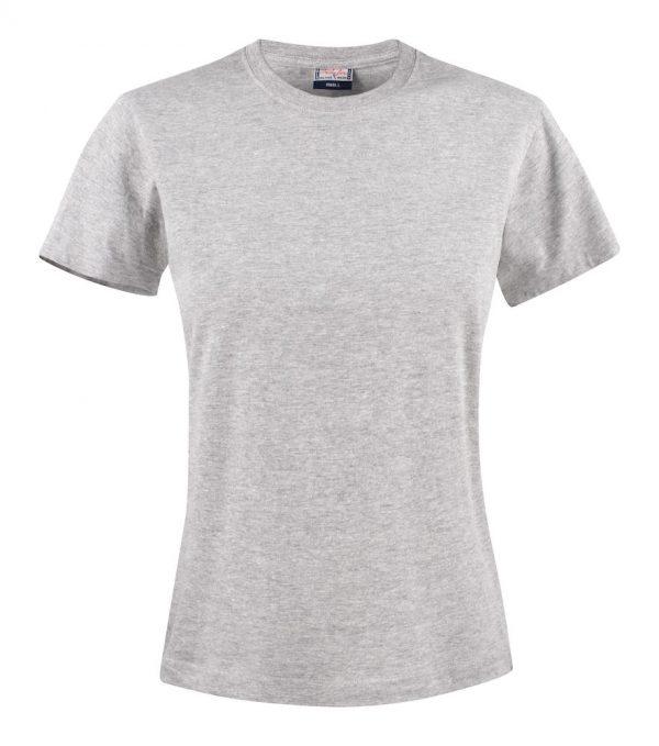 Heavy T-Shirt dames 2264014 grijs melee