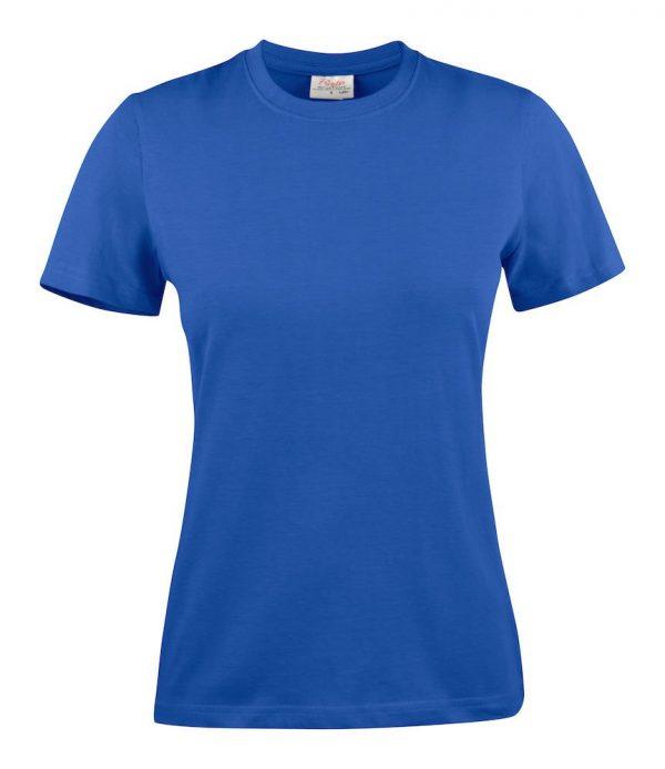 Heavy T-Shirt dames 2264014 blauw