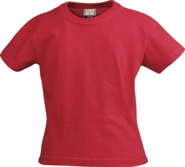 Heavy T-Shirt kinderen 2264015 rood
