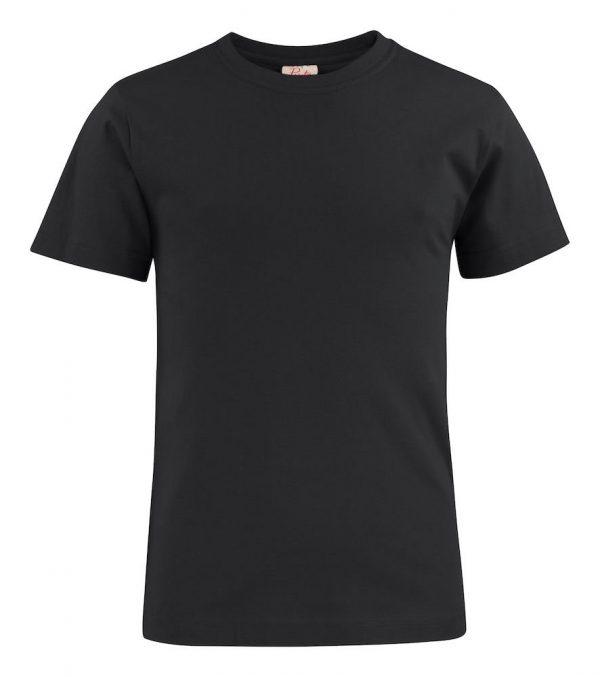 Heavy T-Shirt kinderen 2264015 zwart