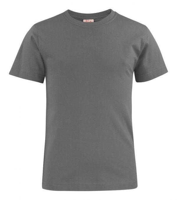 Heavy T-Shirt kinderen 2264015 staalgrijs