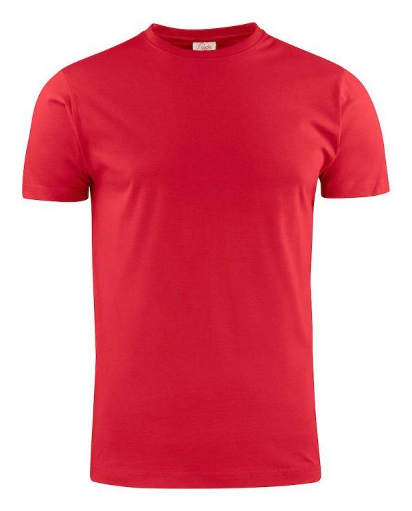 Heavy T-Shirt RSX heren Printer 2264020 rood