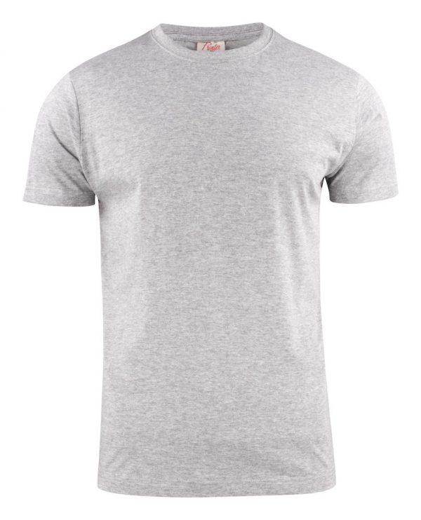 Heavy T-Shirt RSX heren Printer 2264020 grijs melee