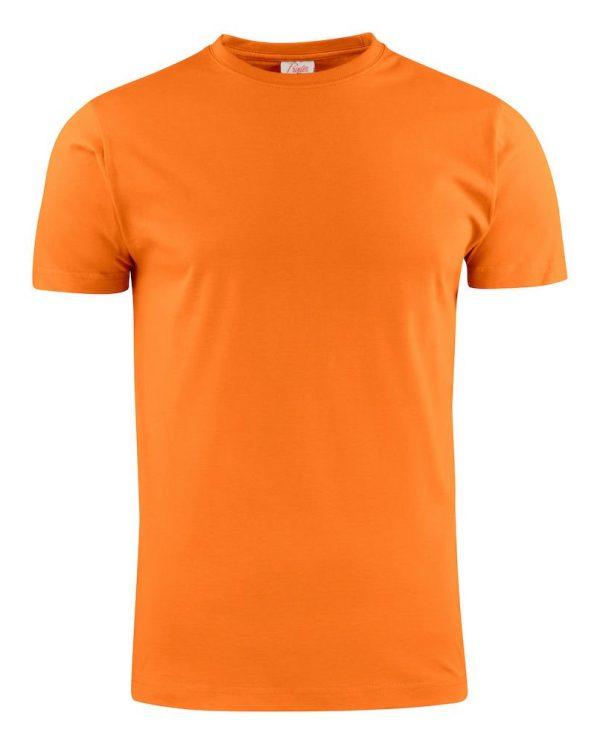 Heavy T-Shirt RSX heren Printer 2264020 oranje