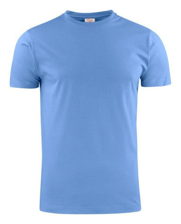 Heavy T-Shirt RSX heren Printer 2264020 hemelsblauw