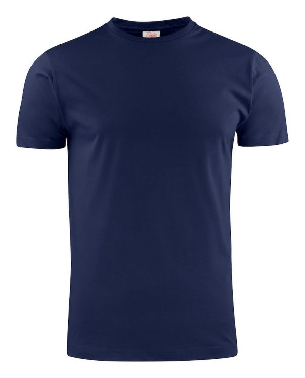 Heavy T-Shirt RSX heren Printer 2264020 marine navy donkerblauw