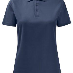 Polo polyester dames ProJob 2041 marine