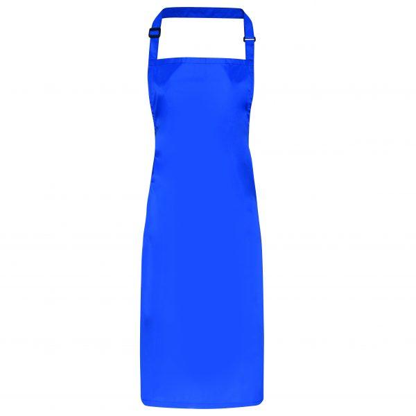 PR115 Waterproof Schort Salon Premier kobalt blauw