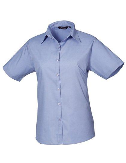 PW302 blouse korte mouwen dames