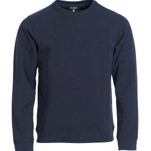 021040 Classic Sweater navy donkerblauw