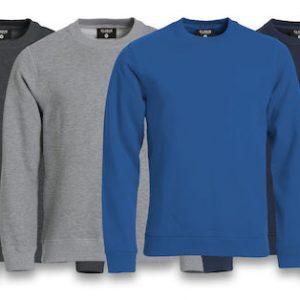 021040 Classic Sweater Clique borduren